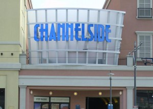 channelside retail real estate - Tampa Florida